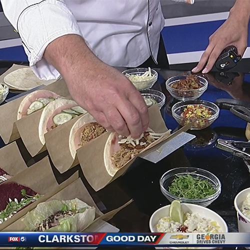 Velvet Taco puts a new spin on taco Tuesday